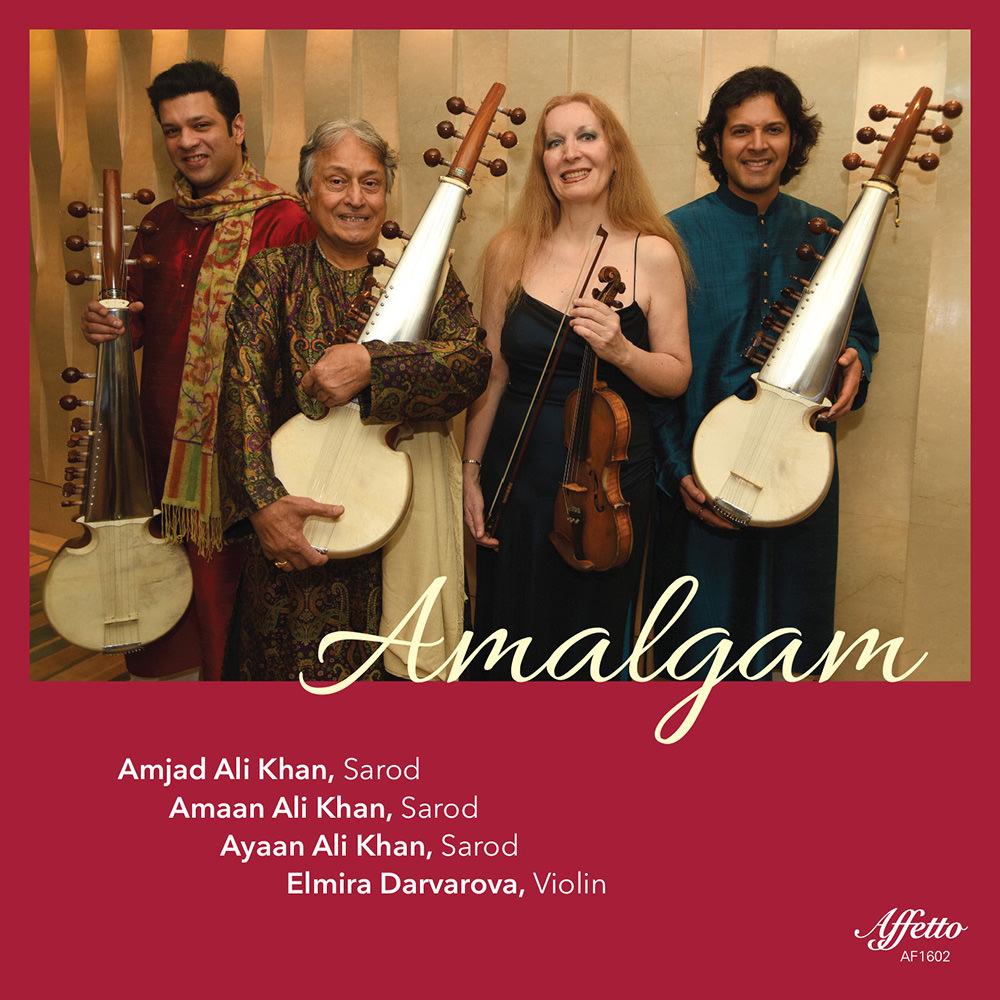 Amalgam – Amjad Ali Khan