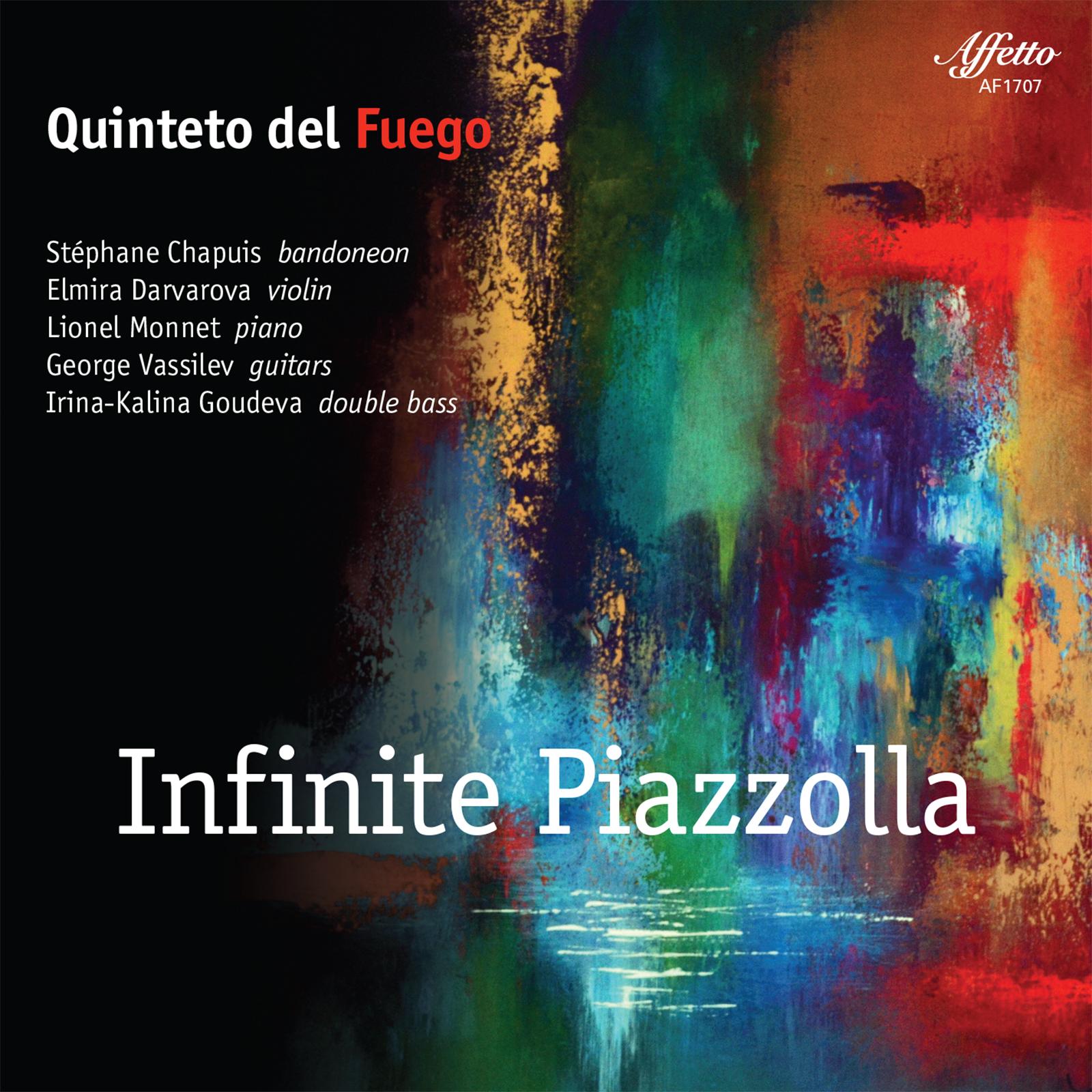 Infinite Piazzolla by Quinteto del Fuego