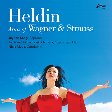 HELDIN Arias of Wagner & Strauss