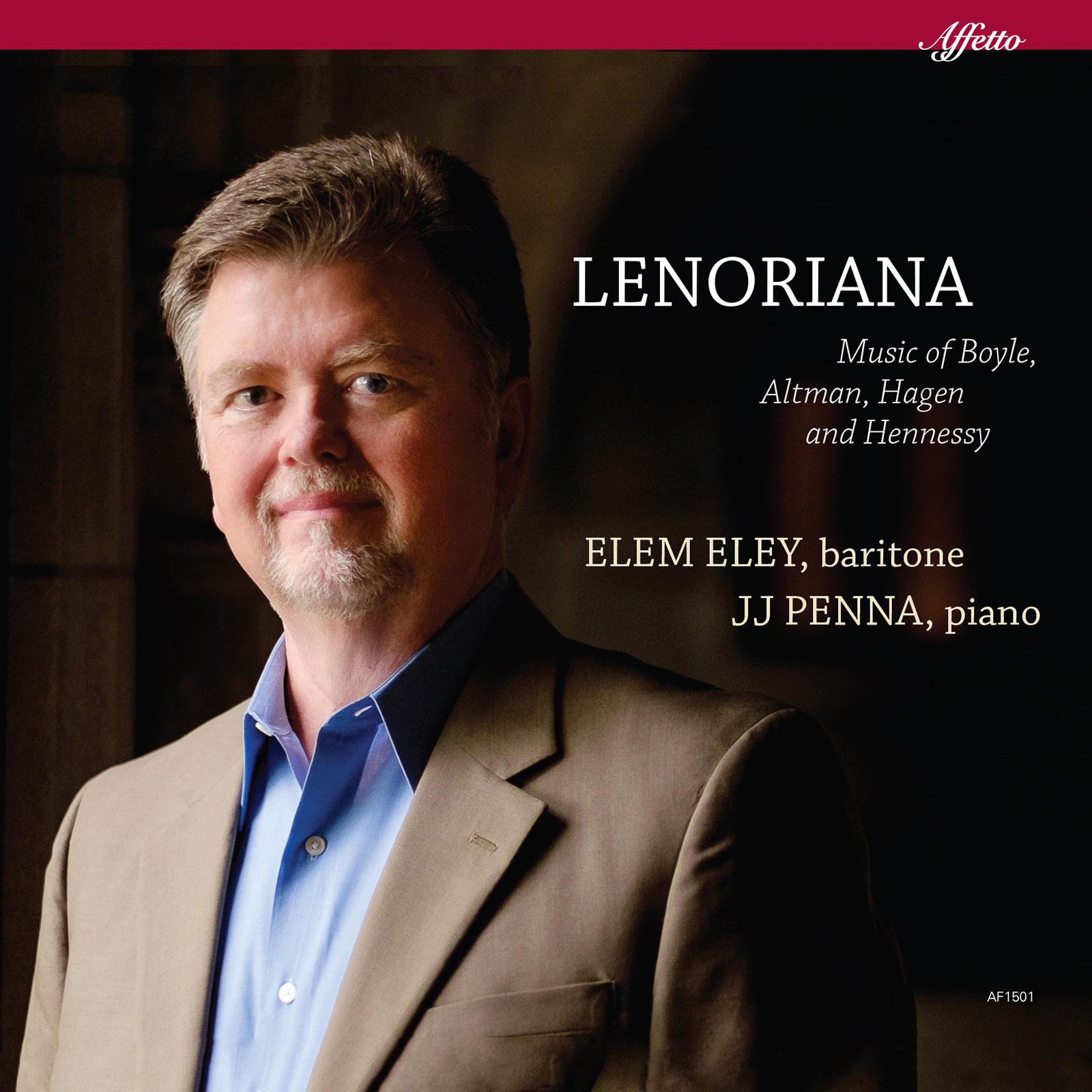 Lenoriana – Music of Boyle, Altman, Hagen and Hennessy