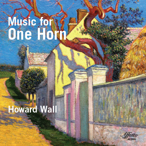 Music For One Horn – Howard Wall